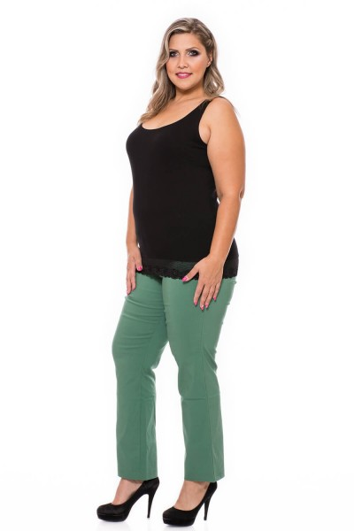 Pantaloni Filotea stretch