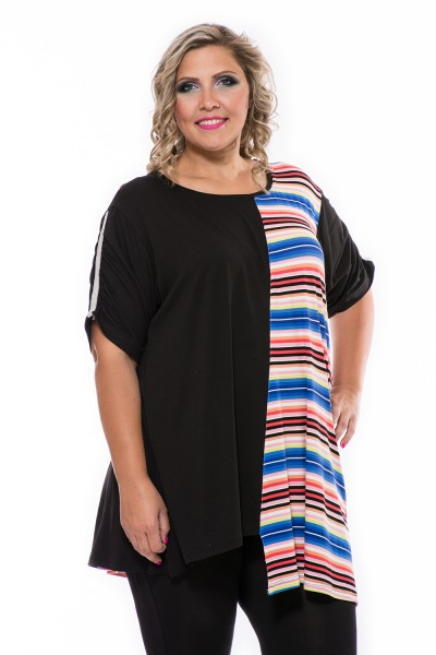 bluza dama eleganta , bluze xxl, bluza moderna