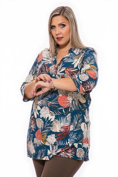 camasa dama xxl, bluze dama, bluze lejere, marimi mari, bluze de vara, bluze xxl