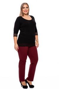 Pantaloni Kleo model elastic