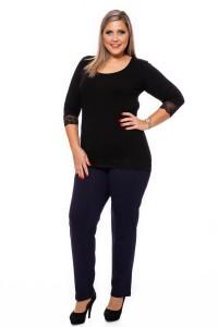 Pantaloni Kloe model elastic