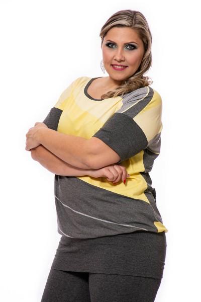 Tunica Larina model cu banda