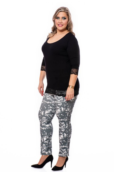 Pantaloni Laurencia model stretch